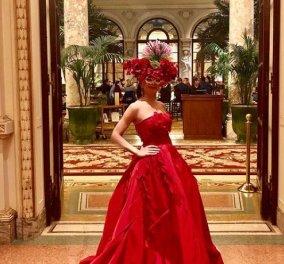 Κόκκινο χαλί στη Νέα Υόρκη για την διάσωση της Βενετίας  - Πώς ντύθηκαν διάσημα μοντέλα & stars - Κυρίως Φωτογραφία - Gallery - Video