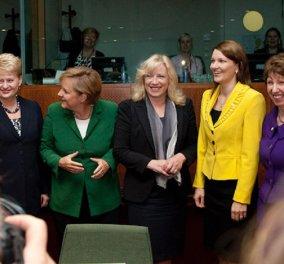 "TopWomen της Ευρώπης: Διεκδικούν να γίνουν ""αφεντικά"" σε Κομισιόν, Ευρωκοινοβούλιο, Ευρωπαϊκή Κεντρική Τράπεζα, ΝΑΤΟ (φώτο)  - Κυρίως Φωτογραφία - Gallery - Video"