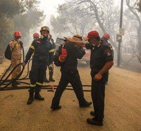 Προσλαμβάνονται 1.500 πυροσβέστες εποχικής απασχόλησης για την αντιπυρική περίοδο - Κυρίως Φωτογραφία - Gallery - Video