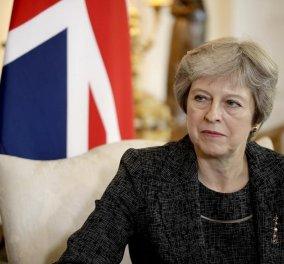 Επιστολή Μέι στον Τουσκ για παράταση στο Brexit - Ως πότε ζητά την καθυστέρηση της εξόδου - Κυρίως Φωτογραφία - Gallery - Video