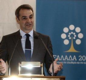 """Κυρ. Μητσοτάκης: Στις εκλογές θα αναμετρηθεί η αλήθεια με το ψέμα- Τέλος στα """"άβατα"""" και στο νόμο Παρασκευόπουλου  - Κυρίως Φωτογραφία - Gallery - Video"""