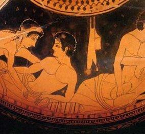 Greek Mythos: Η ελληνική μυθολογία... όπως δεν τη διδαχθήκαμε - Το σεξ, τα εγκλήματα κι άλλα πολλά! - Κυρίως Φωτογραφία - Gallery - Video