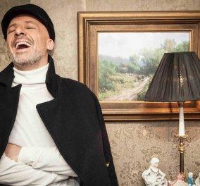 """Νίκος Μουτσινάς: """"Έχω κάνει επανεκκίνηση – Έχω υπέροχη προσωπική ζωή""""! - Κυρίως Φωτογραφία - Gallery - Video"""