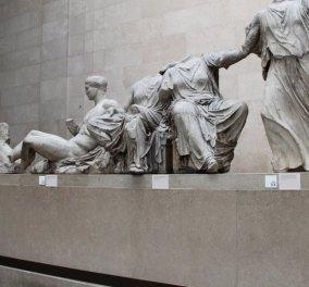 Διεθνής ημερίδα για την επανένωση των Γλυπτών του Παρθενώνα στο Μουσείο Ακρόπολης - Κυρίως Φωτογραφία - Gallery - Video