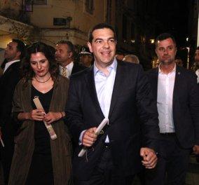 Αλέξης Τσίπρας: Πάσχα, Πρωτομαγιά & εγκαίνια στην Κρήτη  - Κυρίως Φωτογραφία - Gallery - Video