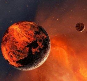 Διαγωνισμός: Ονειρεύεστε να στείλετε ένα ηχογραφημένο μήνυμα στον Άρη; Ιδού η ευκαιρία - Κυρίως Φωτογραφία - Gallery - Video
