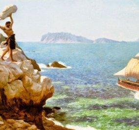 Greek Mythos: Πολύφημος, Έχιδνα και Κέκροπας: Από τι είδους ασθένειες έπασχαν τα... τέρατα της μυθολογίας; - Κυρίως Φωτογραφία - Gallery - Video