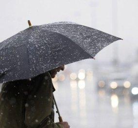 Καιρός: Έντονα τα φαινόμενα τη Δευτέρα - Πού θα εκδηλωθούν βροχές και καταιγίδες; - Κυρίως Φωτογραφία - Gallery - Video
