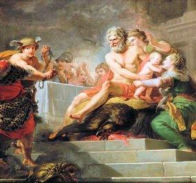 Greek Mythos: Τι ήταν το «μαρτύριο του Ταντάλου» - Πώς επιχείρησε να ξεγελάσει τους θεούς και γιατί τον καταράστηκε ο Δίας; - Κυρίως Φωτογραφία - Gallery - Video