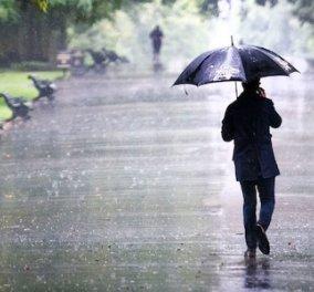 Καιρός: Φθινοπωρινό το σκηνικό με μικρή άνοδο της θερμοκρασίας  - Που θα βρέξει; - Κυρίως Φωτογραφία - Gallery - Video