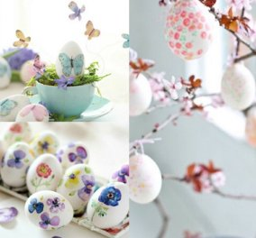 Τα πιο όμορφα πασχαλινά αυγά – έργα τέχνης του Instagram! - Κυρίως Φωτογραφία - Gallery - Video