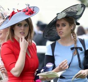 Η πριγκίπισσα Ευγενία γιορτάζει την παγκόσμια ημέρα των αδερφών - Τρυφερές φωτογραφίες με την αδερφή της Βεατρίκη (φώτο) - Κυρίως Φωτογραφία - Gallery - Video