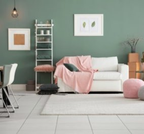 Σπύρος Σούλης: Έχετε ανοιχτόχρωμο καναπέ στο σαλόνι; Δείτε πώς μπορείτε να τον διακοσμήσετε!  - Κυρίως Φωτογραφία - Gallery - Video