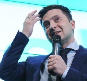 Ουκρανία: Νικητής στον πρώτο γύρο των εκλογών ο κωμικός ηθοποιός Ζελένσκι – Μεγάλη διαφορά από τον νυν πρόεδρο Ποροσένκο - Κυρίως Φωτογραφία - Gallery - Video
