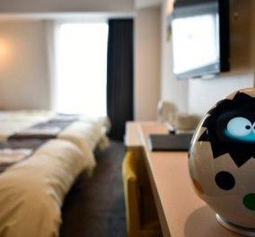 Το πρώτο ρομποτικό ξενοδοχείο στέφθηκε με αποτυχία  - Οι απολύσεις των μισών υπαλλήλων - ρομπότ - Κυρίως Φωτογραφία - Gallery - Video