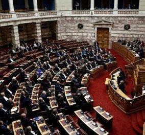 """Ψηφίστηκε με 147 """"Ναι"""" το νομοσχέδιο του υπουργείου παιδείας - Τι είπαν Γεννηματά - Μητσοτάκης  - Κυρίως Φωτογραφία - Gallery - Video"""