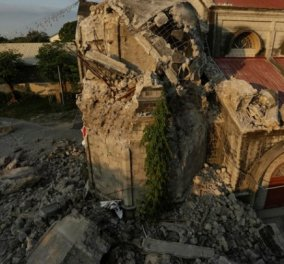 Νέος σεισμός 6,5 Ρίχτερ στις Φιλιππίνες  -Τουλάχιστον 11 οι νεκροί από τον χθεσινό σεισμό - Κυρίως Φωτογραφία - Gallery - Video