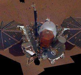 ΝASA: To Insight κατέγραψε τον πρώτο σεισμό στον πλανήτη Άρη: Μπορείτε να τον ακούσετε; (βίντεο) - Κυρίως Φωτογραφία - Gallery - Video