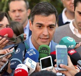 Εκλογές στην Ισπανία: Νίκη των Σοσιαλιστών - Κυβέρνηση με Podemos και Καταλανούς Αυτονομιστές - Κυρίως Φωτογραφία - Gallery - Video