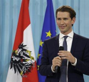 Ευρωεκλογές 2019 στην Αυστρία: Καθαρή νίκη στον Κουρτς δίνει το πρώτο exit poll  - Κυρίως Φωτογραφία - Gallery - Video