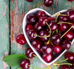 Γιατί όταν τρώμε υγιεινά κεράσια νιώθουμε ευτυχία; - 8 λόγοι! - Κυρίως Φωτογραφία - Gallery - Video