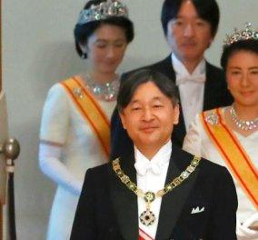 Νέος αυτοκράτορας της Ιαπωνίας ο Ναρουχίτο - Η τελετή ανάληψης των καθηκόντων του (φώτο-βίντεο) - Κυρίως Φωτογραφία - Gallery - Video