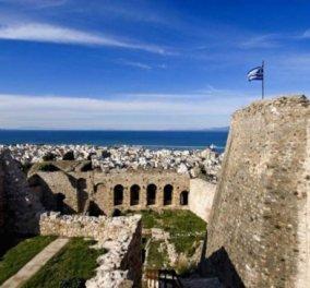 Βίντεο ημέρας: Αγέρωχο το Μεσαιωνικό Κάστρο της Πάτρας στολίζει την πόλη προσφέροντας πανοραμική θέα - Κυρίως Φωτογραφία - Gallery - Video