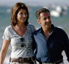 CECILIA: Η μοιραία σύζυγος του Σαρκοζί με 3 γάμους και 1 αρραβώνα – Τον εγκατέλειψε όταν έγινε Πρόεδρος, τον ερωτεύτηκε ως νονό του παιδιού της (φωτό) - Κυρίως Φωτογραφία - Gallery - Video