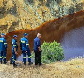 Serial killer στην Κύπρο: Συνεχίζονται οι έρευνες στην Κόκκινη λίμνη - Φωτογραφία από εύρημα στη δημοσιότητα - Κυρίως Φωτογραφία - Gallery - Video