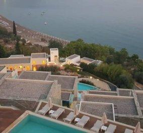 Lindos Blu: Το πρώτο adults-only ξενοδοχείο της Ρόδου - Στην κορυφή της elite των πολυτελών καταλυμάτων ανά τον κόσμο  - Κυρίως Φωτογραφία - Gallery - Video