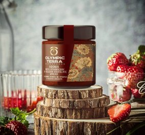 Made in Greece η Olympic Terra Superfoods: Αρώνια & αλόη γίνονται μαρμελάδες & chutney σε γκουρμέ εκδοχή - Κυρίως Φωτογραφία - Gallery - Video
