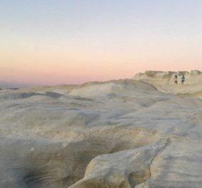 Μήλος: Το πιο εξωτικό νησί του Αιγαίου σε μία απερίγραπτη φωτογραφική λήψη! - Κυρίως Φωτογραφία - Gallery - Video