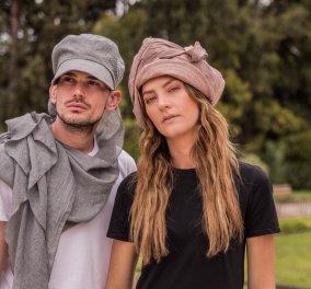 Κομψότητα, ιδιομορφία & εκκεντρική νότα στη νέα συλλογή καπέλων Lakis Gavalas - Κυρίως Φωτογραφία - Gallery - Video