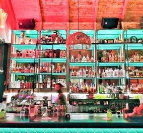 Holy Spirit: To βραβευμένο μπαρ των Νοτίων Προαστίων & τα δροσιστικά cocktail του κάνουν τη Γλυφάδα... εξωτική - Κυρίως Φωτογραφία - Gallery - Video