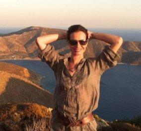 Αποκλειστικό - Αϊνόλα Τερζοπούλου: Να ανεβάσουμε την «Αθήνα Ψηλά» - Εμπιστεύομαι τον Μπακογιάννη για το έργο του ως Περιφερειάρχης - Κυρίως Φωτογραφία - Gallery - Video