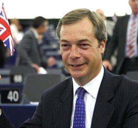 Ευρωεκλογές 2019: Το κόμμα Brexit είναι ο μεγάλος νικητής των εκλογών με 31,6% - Κυρίως Φωτογραφία - Gallery - Video