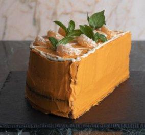 Άκης Πετρετζίκης: Απολαυστικό & άκρως εντυπωσιακό κέικ μανταρίνι για χορταίνει μάτι & σώμα! - Κυρίως Φωτογραφία - Gallery - Video