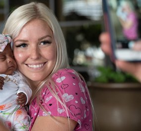 Story of the day: Το μικρότερο μωρό στον κόσμο βγήκε από το νοσοκομείο υγιές, έπειτα από 5 μήνες -  Ζύγιζε μόλις 245 γραμμάρια (φωτό) - Κυρίως Φωτογραφία - Gallery - Video