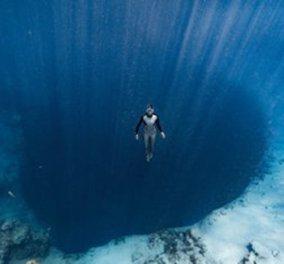Top woman η Άννα φον Μπέτιτσερ: Με μια ανάσα φτάνει στα 130 μέτρα βάθος - 33 ρεκόρ (Φωτό) - Κυρίως Φωτογραφία - Gallery - Video