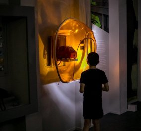 Το Eirinika γιόρτασε σαν παιδί στο Μουσείο Τηλεπικοινωνιών του ΟΤΕ: Με hip hop & άφρο μουσική, παγωτό & παιχνίδια (φωτό  - βίντεο) - Κυρίως Φωτογραφία - Gallery - Video