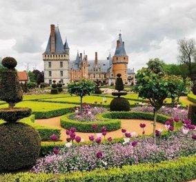 Οι ωραιότεροι κήποι του κόσμου σε ενα account - Σε πύργους ή κάστρα, σε αγρούς της Προβηγκίας σε αρχοντικά με κηπουρούς καλλιτέχνες (φωτό) - Κυρίως Φωτογραφία - Gallery - Video