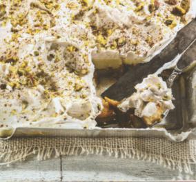 Αργυρώ Μπαρμπαρίγου: Φτιάξτε αυτό το φανταστικό γλυκό, εκμέκ με τσουρέκι και θα ξετρελαθείτε! - Κυρίως Φωτογραφία - Gallery - Video