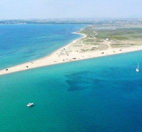 Βίντεο ημέρας: Επανομή - Η καταπληκτική παραλία με το ναυάγιο & την αμμόγλωσσα βρίσκεται στη Θεσσαλονίκη - Κυρίως Φωτογραφία - Gallery - Video