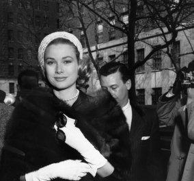 Vintage pic: Ίσως το ωραιότερο πορτραίτο της Γκρέις Κέλι- ΗΠριγκίπισσα του Μονακό - Βασίλισσα του Χόλιγουντ - Κυρίως Φωτογραφία - Gallery - Video