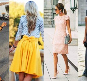Ποια γυναικεία ρούχα είναι στη μόδα το καλοκαίρι 2019 - Ψάξε στη ντουλάπα σου! - Κυρίως Φωτογραφία - Gallery - Video