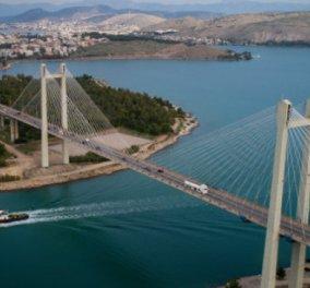 Τραγωδία στην Εύβοια: Ταξιτζής αυτοκτόνησε πέφτοντας από την γέφυρα της Χαλκίδας (φώτο) - Κυρίως Φωτογραφία - Gallery - Video