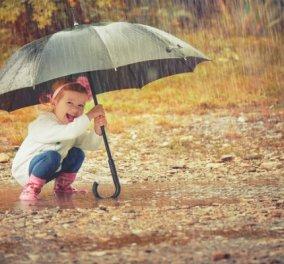 Καιρός: Καλοκαιράκι αργείς; - Έρχονται βροχές, καταιγίδες και πτώση της θερμοκρασίας - Κυρίως Φωτογραφία - Gallery - Video