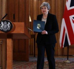 Brexit: Ναυάγιο στις διαπραγματεύσεις Μέι – Κόρμπιν – Βουτιά της στερλίνας - Κυρίως Φωτογραφία - Gallery - Video