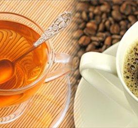 Η υπερβολική κατανάλωση καφέ ή τσαγιού φέρει αυξημένους κινδύνους για καρκίνο του πνεύμονα - Κυρίως Φωτογραφία - Gallery - Video