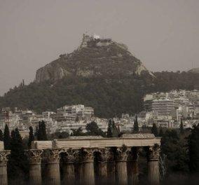 Καιρός: Αφρικανική σκόνη μέχρι και την Παρασκευή - Που θα βρέξει σήμερα; - Κυρίως Φωτογραφία - Gallery - Video